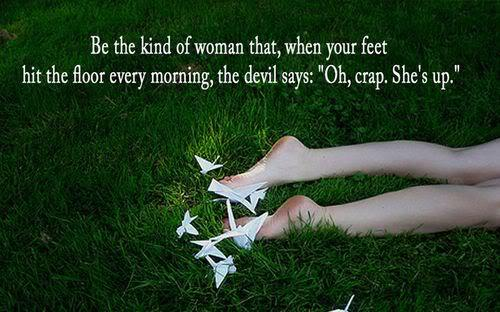 Devil Says