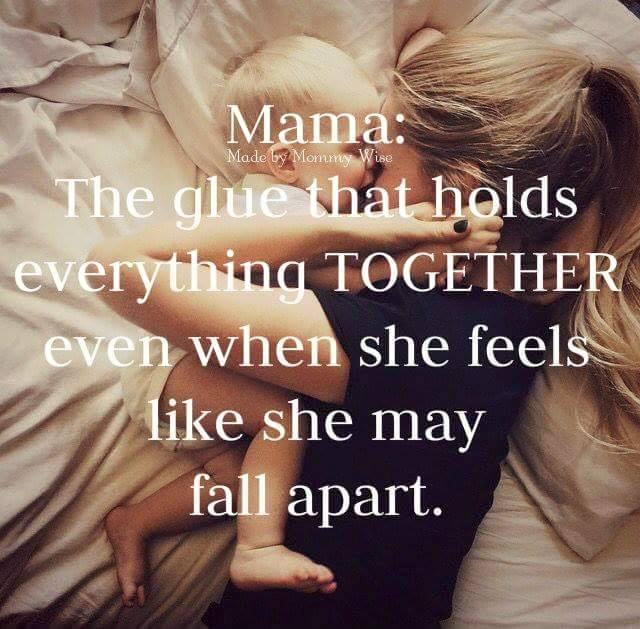 Mama Glue